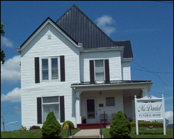 McDaniel Funeral Home